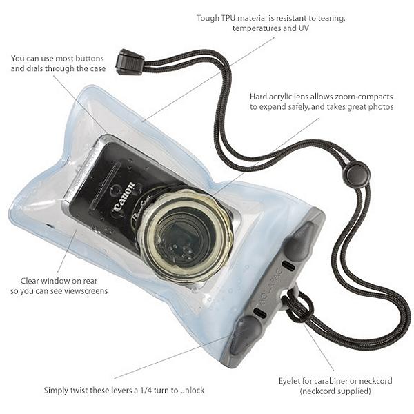 Vandtætte poser og tasker